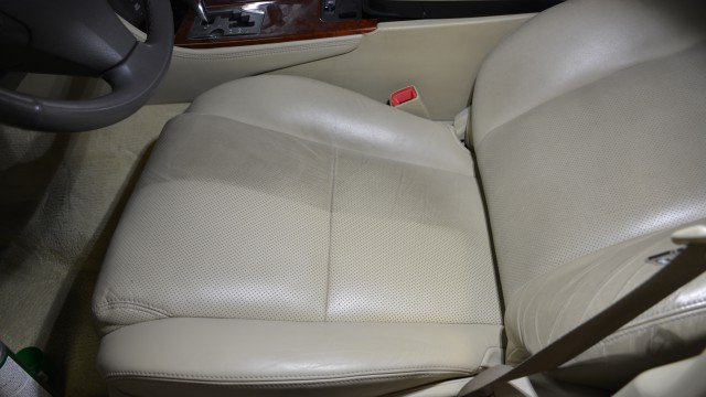 Jaguar Seat after