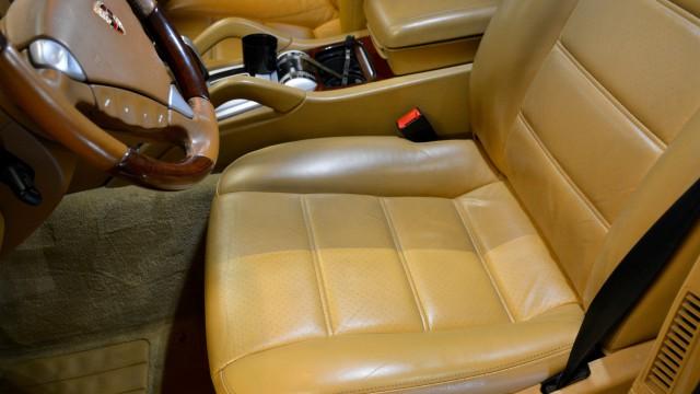 Porsche Seat after