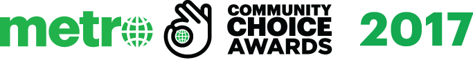 Metro Community Choice Awards 2017