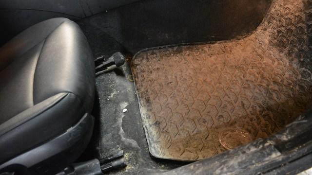 floormat before