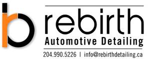 Rebirth Detailing Logo