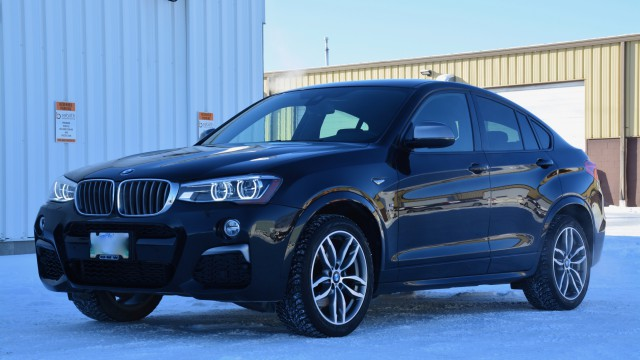 Degrease and Wash - X4M340i after